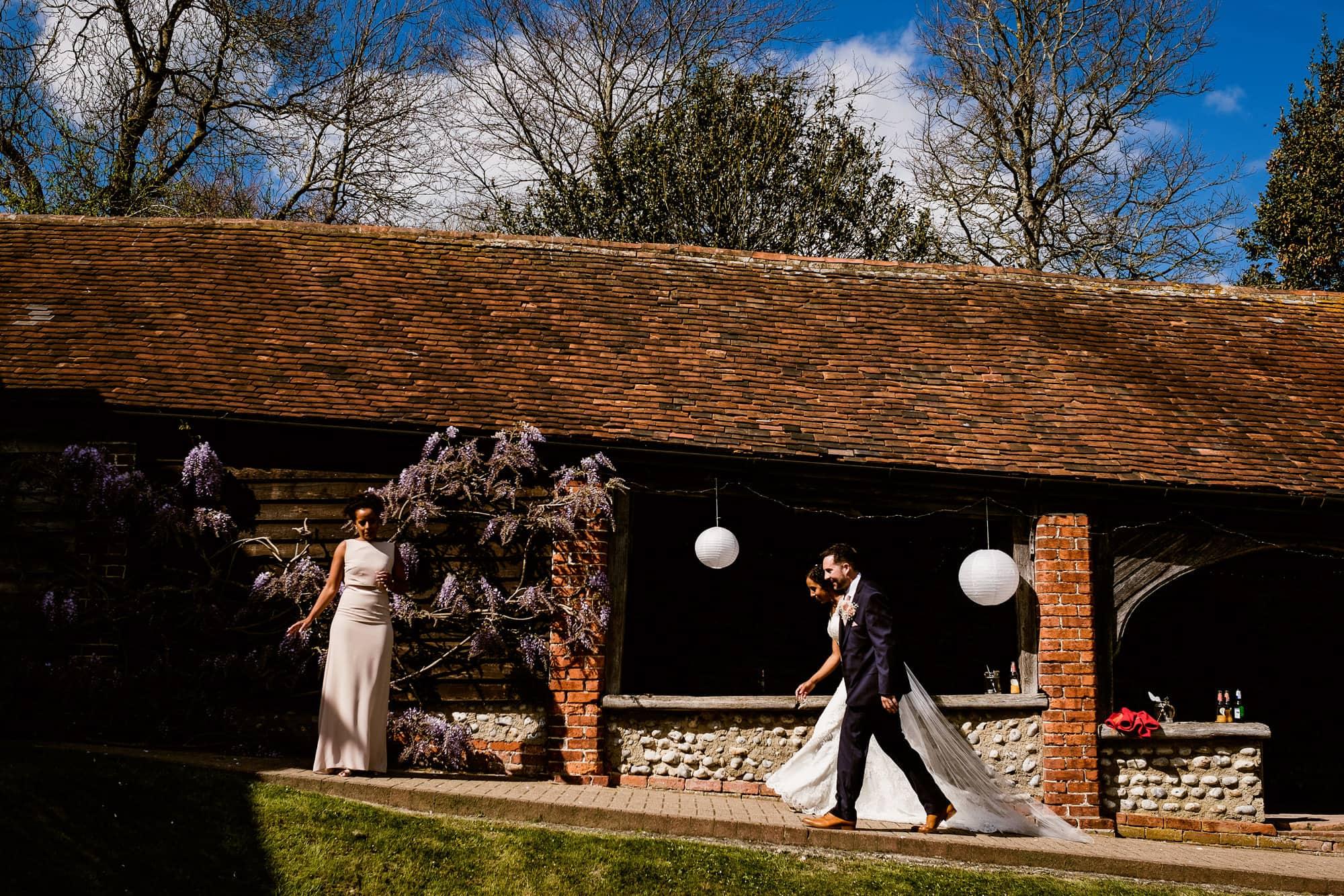 Manor barn kimberworth wedding